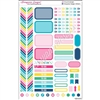 KAD Personal Weekly Planner Set - Colorful