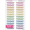 Large TODAY Splash - Set of 24