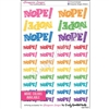 Multi-Size NOPE! Splash - Set of 38