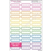 Scallop Event Outline Stickers - Set of 36