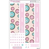 Date Cover Decoration Set - Donut Worry