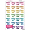 Game Day Splash - Set of 28