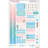 KAD Personal Weekly Planner Set - Soak up the Sun