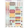 KAD Personal Weekly Planner Set - September Glitter