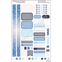 KAD Personal Weekly Planner Set - Shine Bright