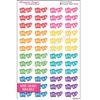 Puffy Lists Splash - Set of 48