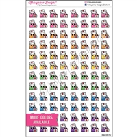 Planner Dudes - Nurse Steve - Set of 96
