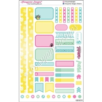 KAD Personal Weekly Planner Set - Early Bird