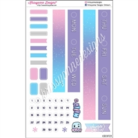 Date Cover Decoration Set - Wild Dreams