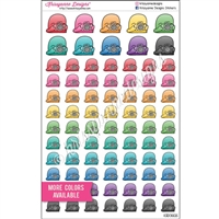 Planner Dudes - Tourist Steve - Set of 80
