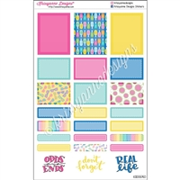 Functional Sticker Sampler - Sweet Summertime