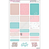 Functional Sticker Sampler - Ice Cream & Sprinkles