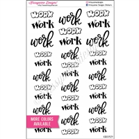 Work Script Sampler - Set of 33