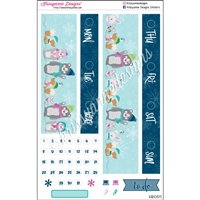 Date Cover Decoration Set - Cuddle Up