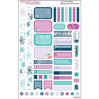 KAD Personal Weekly Planner Set - Cuddle Up
