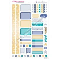 KAD Personal Weekly Planner Set - Spin the Dreidel