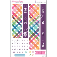 Date Cover Decoration Set - Punny Love