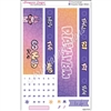 Date Cover Decoration Set - Planners & Palm Trees