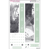 Date Cover Decoration Set - Star Light