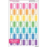 Hobonichi Weeks - Event Stickers - Set of 63