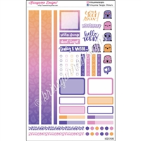 KAD Daily Duo Sampler Set - Planners & Palm Trees