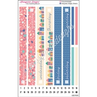 KAD Daily Duo Date Cover Set - Homebody