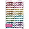 Weekend Banner Script - Set of 18
