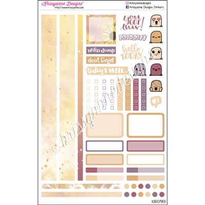KAD Daily Duo Sampler Set - Sunshine