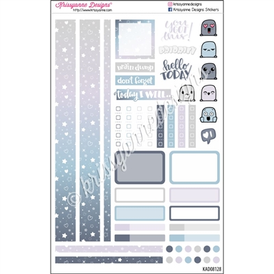 KAD Daily Duo Sampler Set - December Stars