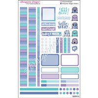 KAD Daily Duo Sampler Set - 2021 January Stripes