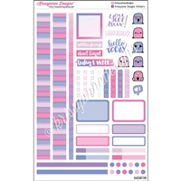 KAD Daily Duo Sampler Set - 2021 February Stripes