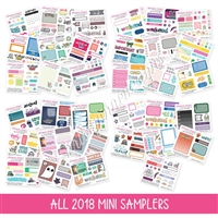 2018 Mini Sampler Bundle - All 34 Samplers