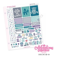 The 2020 Celebrations Collection Add-On: School Days