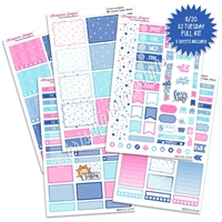 KAD Weekly Planner Kit - $2 Tuesday