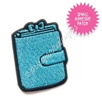 KAD Adhesive Patch - Turquoise Planner