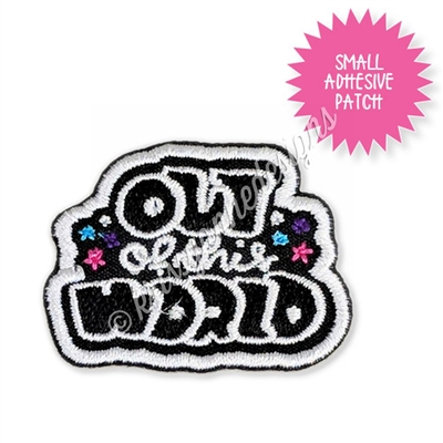 KAD Adhesive Patch - Out of This World