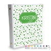Signature KAD Sticker Binder - Spots