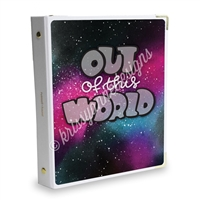 Signature KAD Sticker Binder - Out of This World