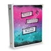 Signature KAD Sticker Binder - Keep Austin Wild