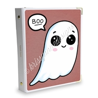 Signature KAD Sticker Binder - Happy Haunting