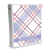 Signature KAD Sticker Binder - January Plaid