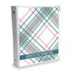 Signature KAD Sticker Binder - March Plaid
