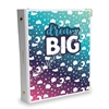 Signature KAD Sticker Binder - Dream BIG
