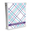 Signature KAD Sticker Binder - April Plaid