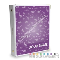 Signature KAD Sticker Binder - Sunny Days
