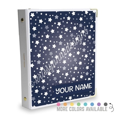 Signature KAD Sticker Binder - Grand Old Flag