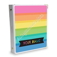 Signature KAD Sticker Binder - Sweet Summertime