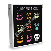 Signature KAD Sticker Binder - Current Mood