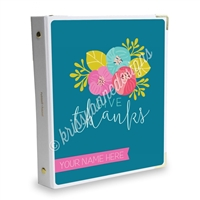 Signature KAD Sticker Binder - Give Thanks