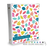 Signature KAD Sticker Binder - Warm & Cozy